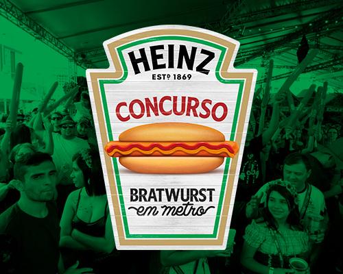 A Festa da Heinz na Oktoberfest